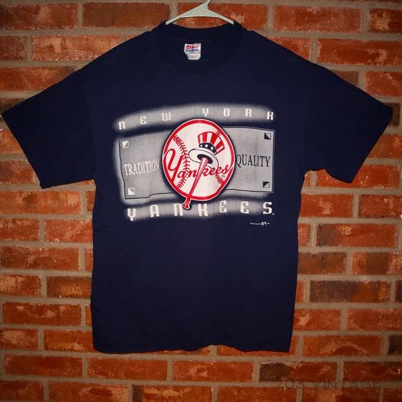 Vintage 1995 New York Yankees t-shirt